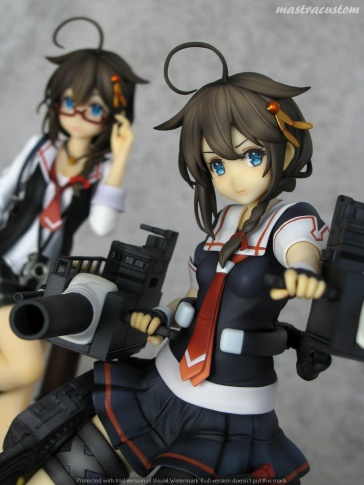 058 Shigure Casual KanColle GSC recensione