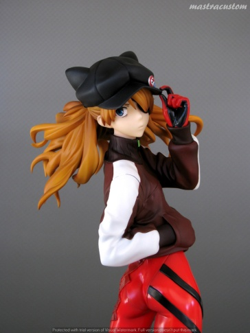 013 shikinami asuka langley jersey - evangelion - alter recensione