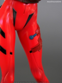 049 shikinami asuka langley jersey - evangelion - alter recensione