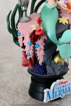 030 Disney Pixar DStage Beast Kingdom recensione