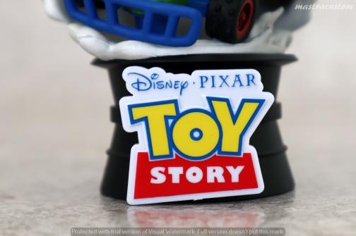 036b Disney Pixar DStage Beast Kingdom recensione