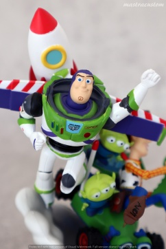 037 Disney Pixar DStage Beast Kingdom recensione
