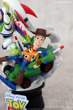 038 Disney Pixar DStage Beast Kingdom recensione