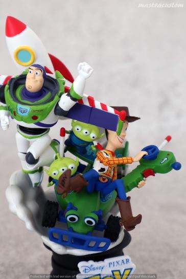 040 Disney Pixar DStage Beast Kingdom recensione