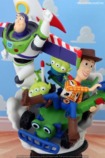 055 Disney Pixar DStage Beast Kingdom recensione