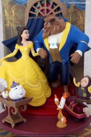058 Disney Pixar DStage Beast Kingdom recensione