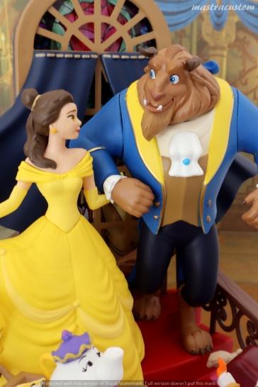 060 Disney Pixar DStage Beast Kingdom recensione