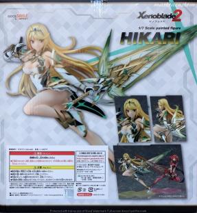 002 Mythra Hikari Xenoblade 2 GSC recensione