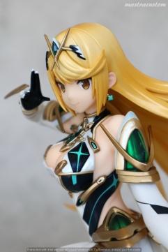018 Mythra Hikari Xenoblade 2 GSC recensione