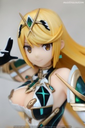 030 Mythra Hikari Xenoblade 2 GSC recensione