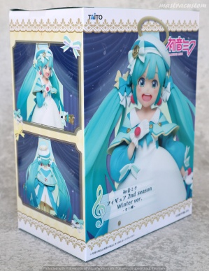 003 Miku Hatsune 2nd Season Winter TAITO recensione