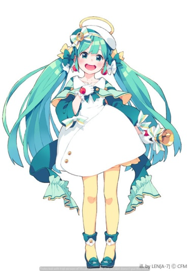 012 Miku Hatsune 2nd Season Winter TAITO recensione