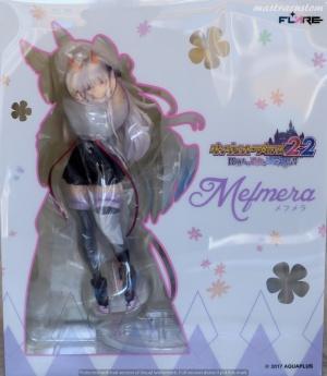 001 Mefmera Dungeon Travelers 2-2 FLARE Recensione