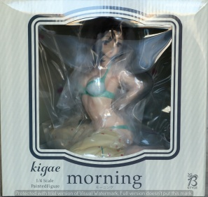 001 morning kigae FREEing GSC recensione
