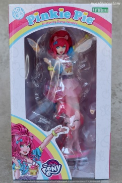 001 Pinkie Pie My Little Pony Bishoujo Kotobukiya recensione