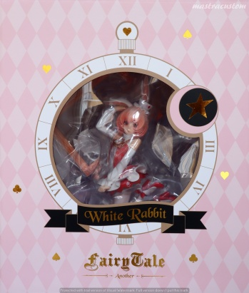 001 White Rabbit Fairy Tale Another Myethos recesione
