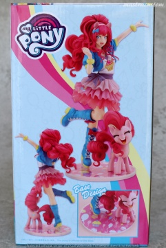 002 Pinkie Pie My Little Pony Bishoujo Kotobukiya recensione