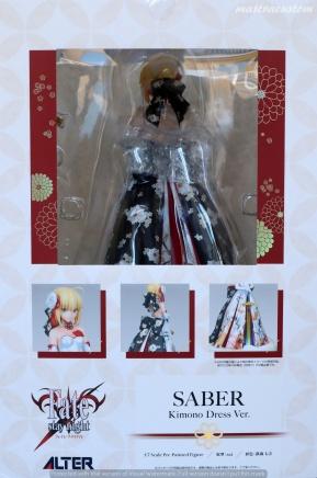 002 Saber Kimono Dress FSN ALTER recensione