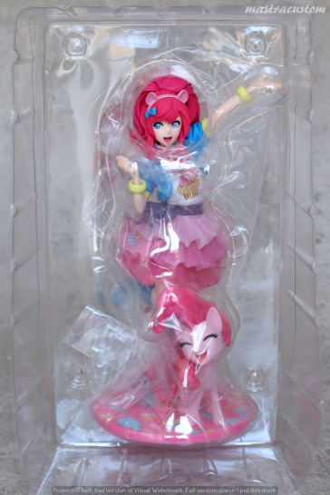 004 Pinkie Pie My Little Pony Bishoujo Kotobukiya recensione