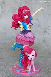 006 Pinkie Pie My Little Pony Bishoujo Kotobukiya recensione