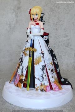 011 Saber Kimono Dress FSN ALTER recensione