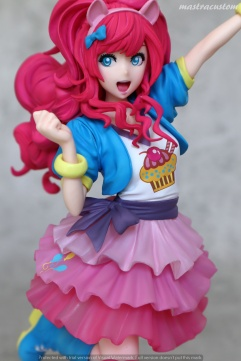 018 Pinkie Pie My Little Pony Bishoujo Kotobukiya recensione