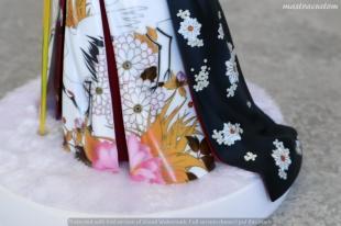 027 Saber Kimono Dress FSN ALTER recensione