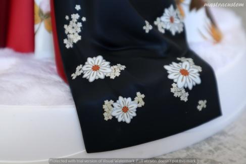 039 Saber Kimono Dress FSN ALTER recensione