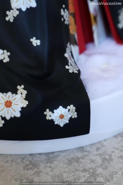050 Saber Kimono Dress FSN ALTER recensione