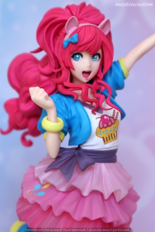 054 Pinkie Pie My Little Pony Bishoujo Kotobukiya recensione