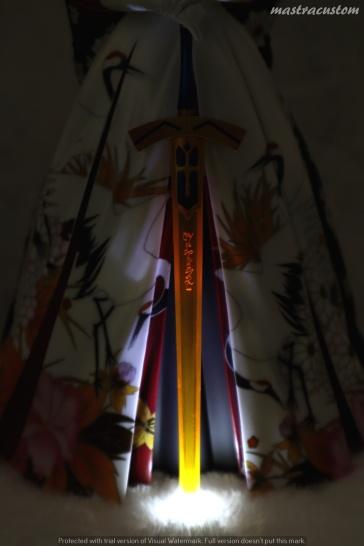 056 Saber Kimono Dress FSN ALTER recensione