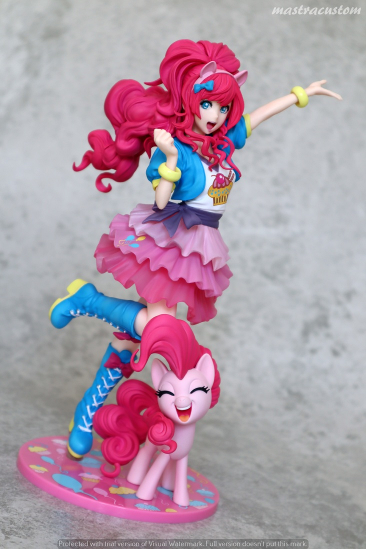057 Pinkie Pie My Little Pony Bishoujo Kotobukiya recensione