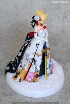 057 Saber Kimono Dress FSN ALTER recensione