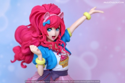 058 Pinkie Pie My Little Pony Bishoujo Kotobukiya recensione