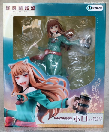 001 Holo Spice and Wolf 10th Anniversary REVOLVE Recensione