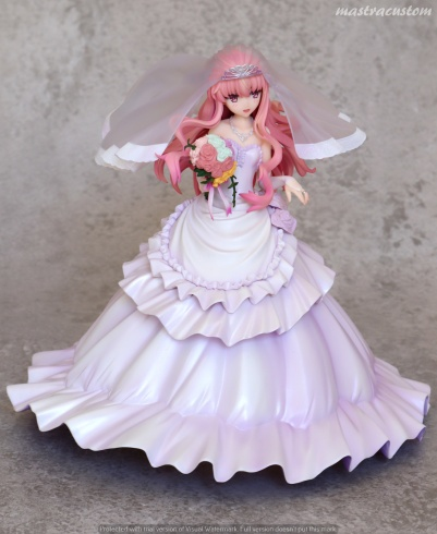 010 Louise Finale Wedding ZERO GSC Kadokawa recensione