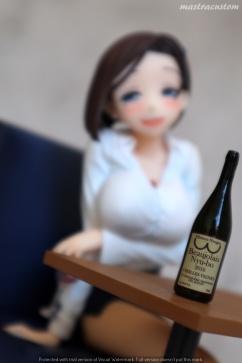 074 Kouhai-chan Tawawa on Mondai GSC recensione