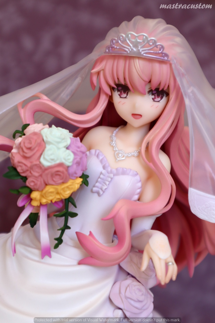 085 Louise Finale Wedding ZERO GSC Kadokawa recensione
