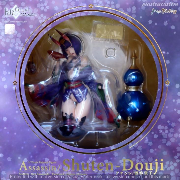 001 Assassin Shuten Douji FateGO MXF recensione