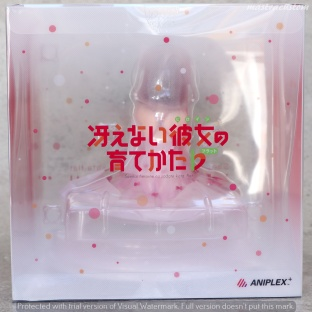002 Megumi Kato Lingerie SAEKANO ALTER Recensione