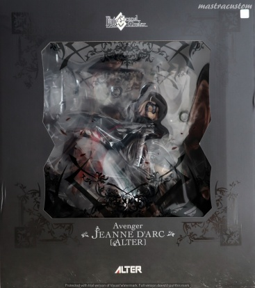 001 Avenger Jeanne DArc ALTER FGO Recensione