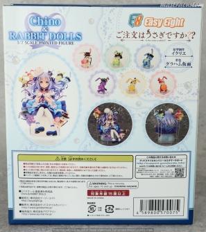 002 Chino & Rabbit Dolls Order Rabbit Easy Eight Recensione