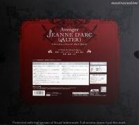 005a Avenger Jeanne DArc ALTER FGO Recensione