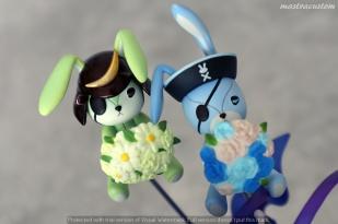 040 Chino & Rabbit Dolls Order Rabbit Easy Eight Recensione