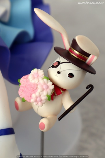 042 Chino & Rabbit Dolls Order Rabbit Easy Eight Recensione