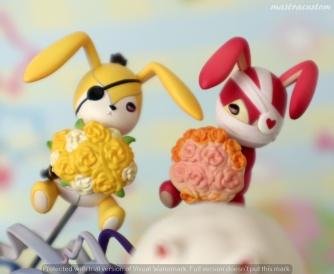 052 Chino & Rabbit Dolls Order Rabbit Easy Eight Recensione