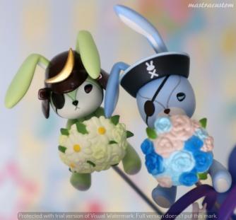 053 Chino & Rabbit Dolls Order Rabbit Easy Eight Recensione