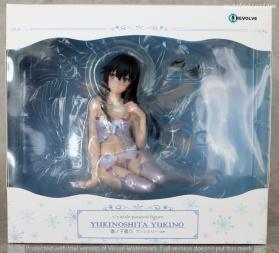001 Yukino Yukinoshitas Lingerie Oregairu Recensione