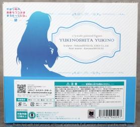 002 Yukino Yukinoshitas Lingerie Oregairu Recensione