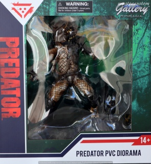 001 PREDATOR Diamond Select recensione